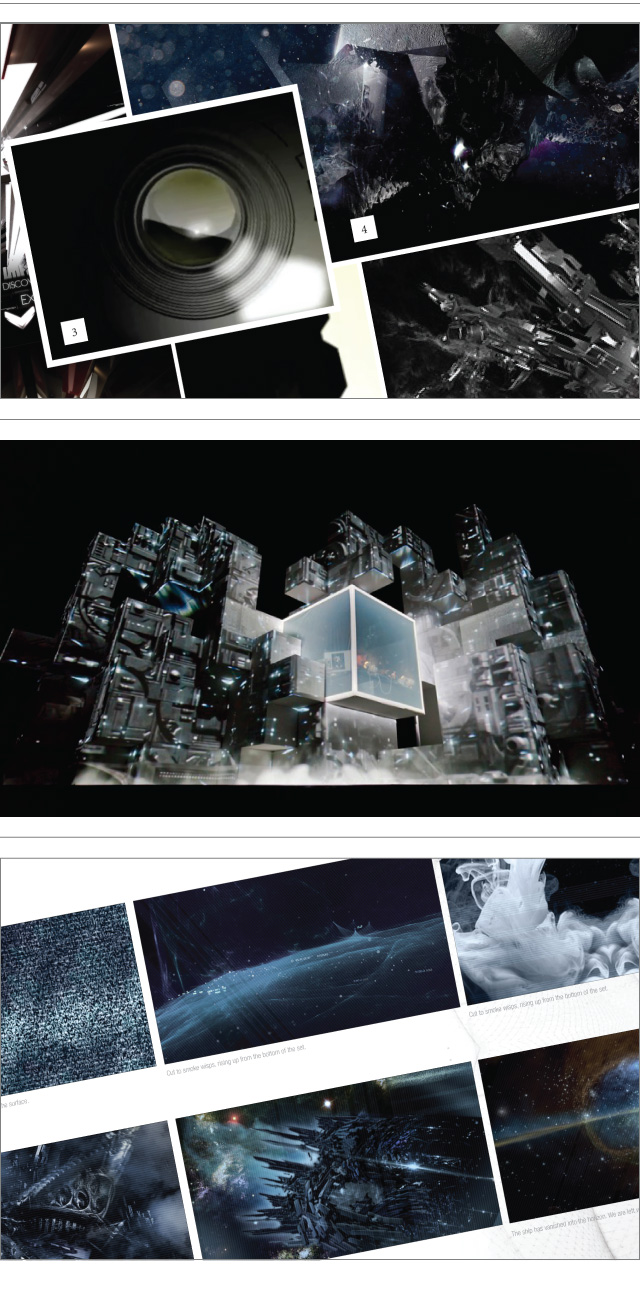 V2 Labs, Leviathan, Distributive Design, Derek Weglarz,  Amon Tobin