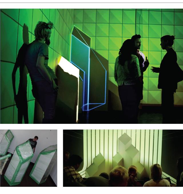 Leviathan, Distributive Design, Derek Weglarz, HP, Experiential