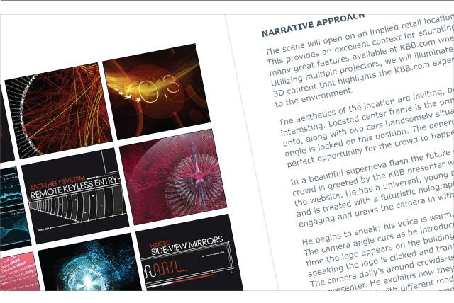 Leviathan, Distributive Design, Derek Weglarz, KBB, Broadcast