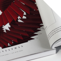 Print Ad for Leviathan